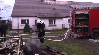Pożar w Grotowie