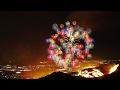2017.01.28 若草山山焼き 花火 の動画、YouTube動画。