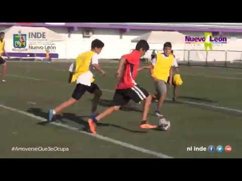 Iniciaron El Sueño Del Mundialito Escolar De Futbol NL 2018