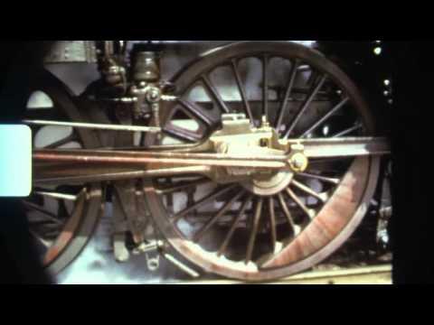 DB Steam (1): Heavy Pacific BR01 Bamberg-Hof 1972-73