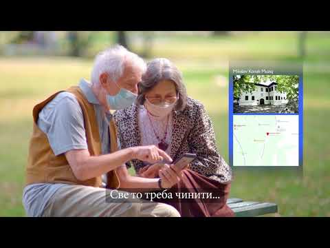 Stariji Ljudi I COVID 19 (spot 2)