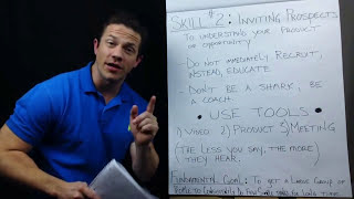 Network Marketing Success Strategy - WARNING!  MUST WATCH or Fail FAST at MLM