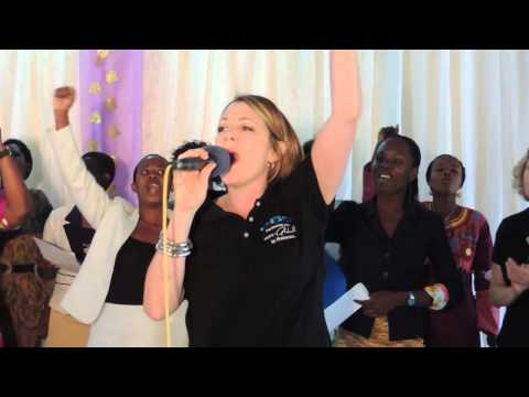 Africa revival palace choir