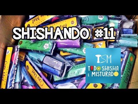 SHISHANDO #11 - Climatização Tangiers e New Lime