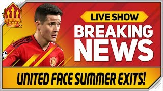 Man Utd Stars Ready To Leave! Man Utd News