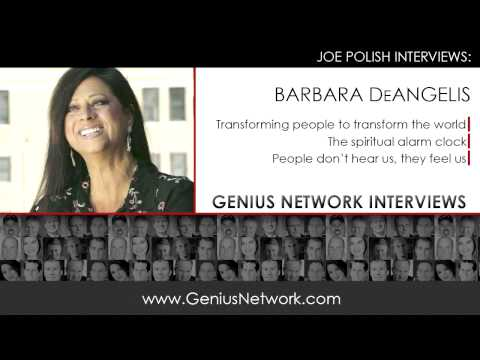 Barbara DeAngelis :  Genius Network Interviews