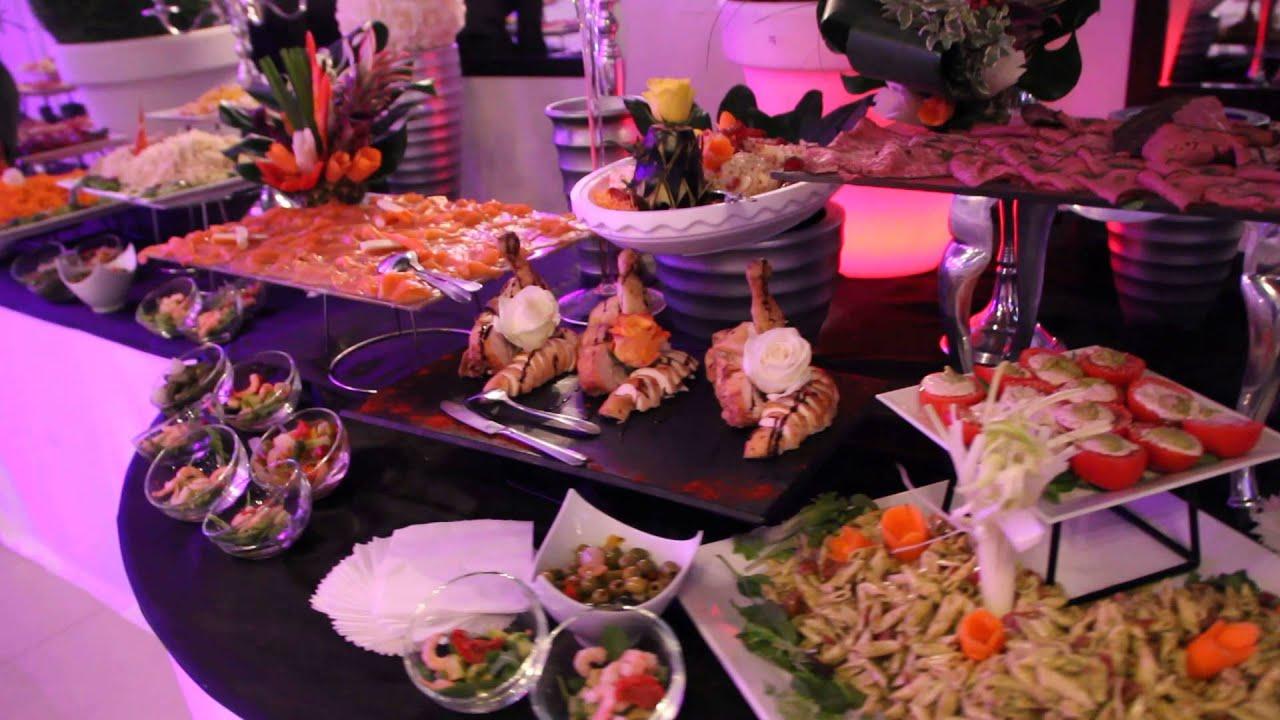 lalhambra pontault combault salle de rception mariage buffet dnatoire youtube - Buffet Dinatoire Mariage