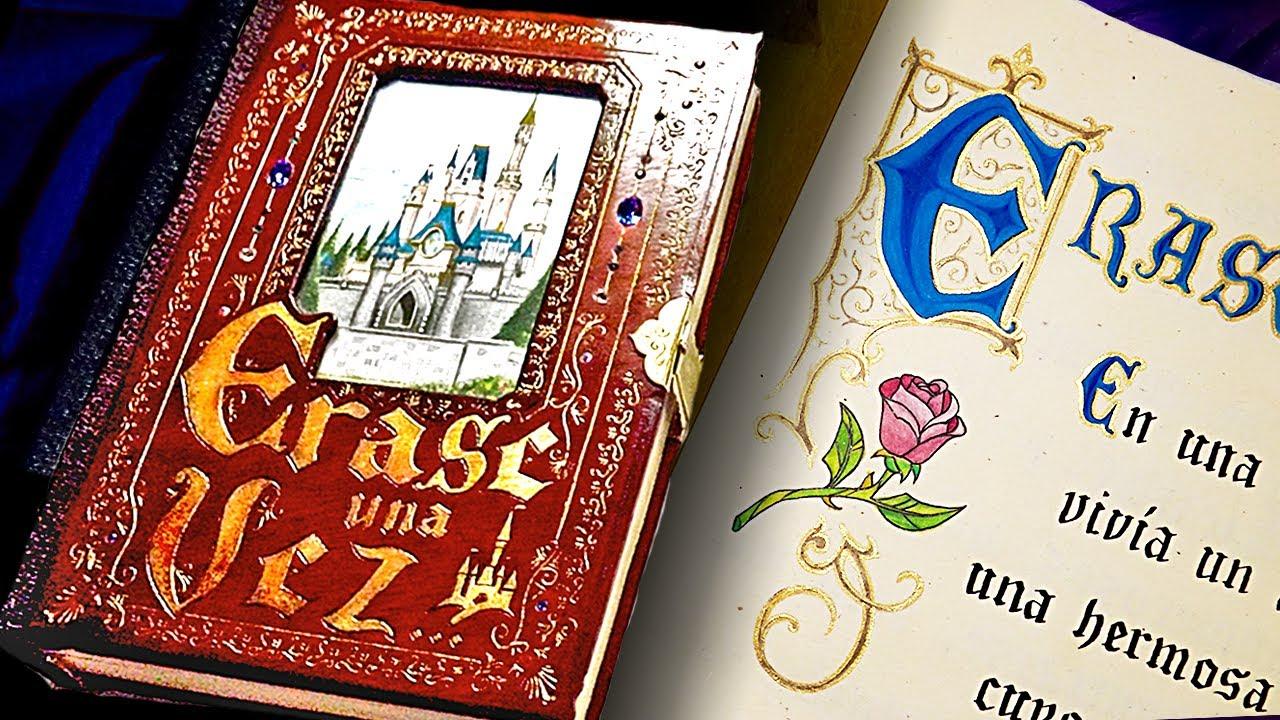 C mo se hace libro artesanal de fantas a paso a paso - Como hacer un libro antiguo ...