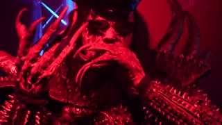 Lordi : Scare Force One @ Live Rooms, Chester 03/04/2015