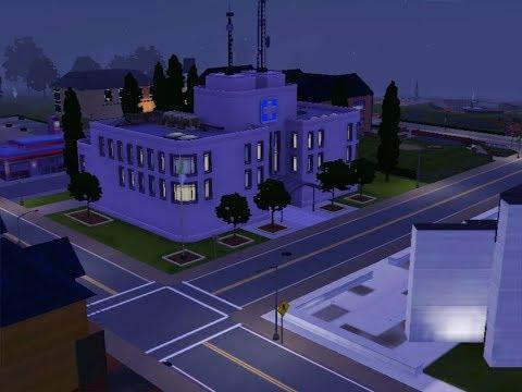 The Sims 3 семья Урсус №5 ЕДЕМ РОЖАТЬ !!!