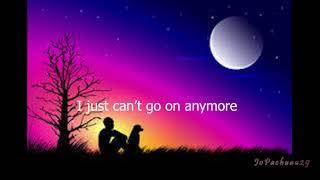 Steve Perry - I Need You (Lyrics)