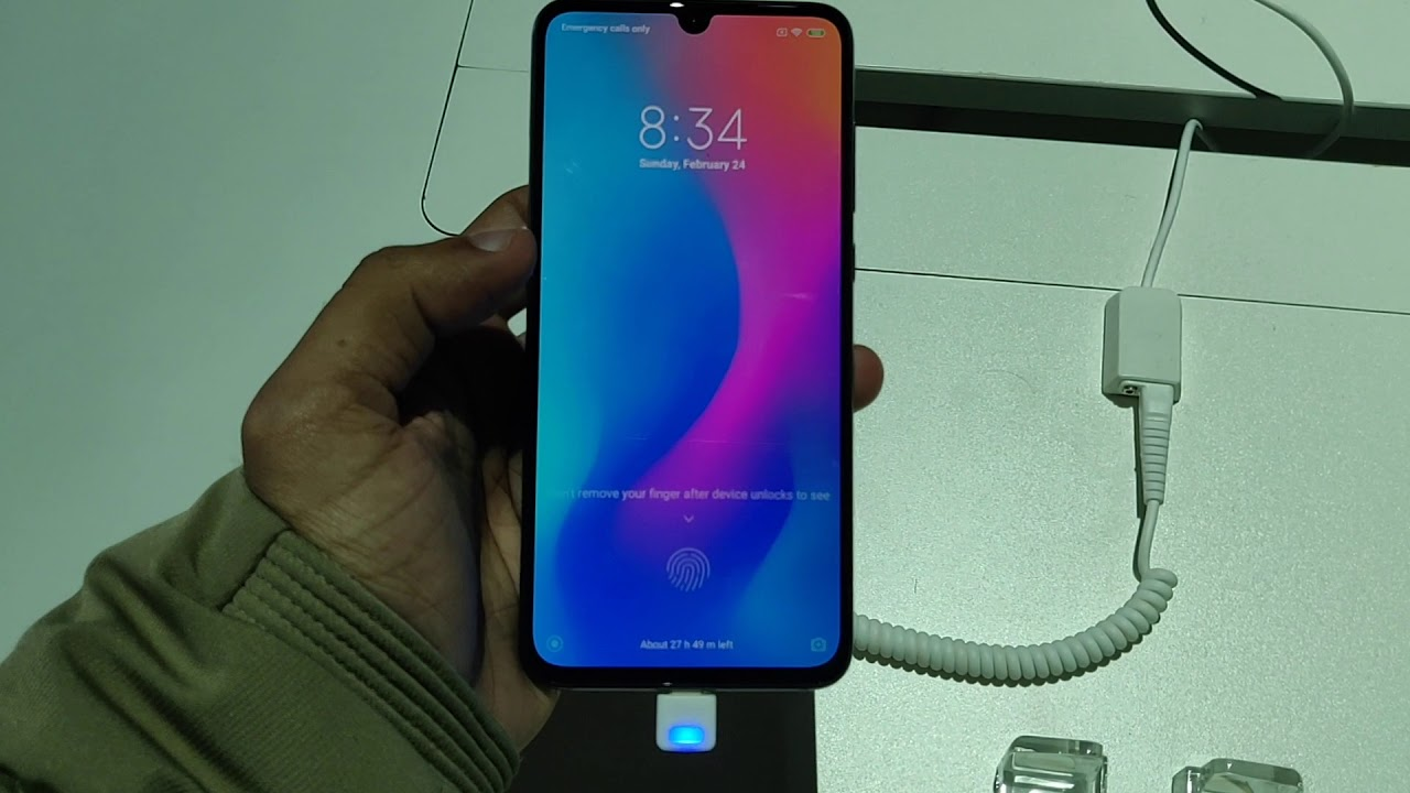 Xiaomi Mi 9 Explorer Edition: First Look | Hands on | MWC 2019