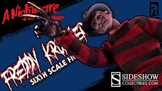 Sideshow Collectibles A Nightmare on Elm Street Freddy Krueger   Video Re Review HORROR