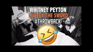 "Whitney Peyton - Funk Volume DFUOB5 ""Live by the sword"""