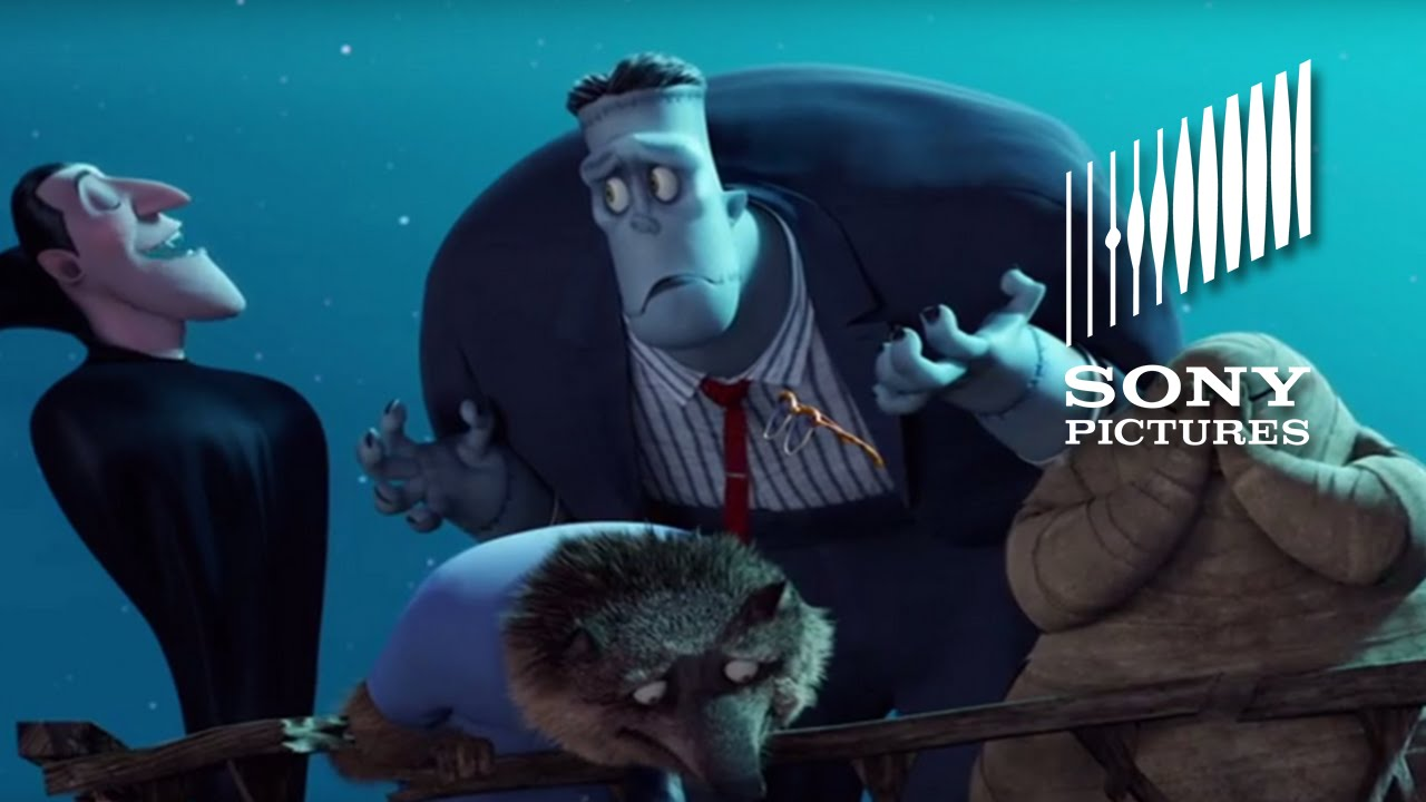 Hotel Transylvania 2 - The Monsters Are Back!