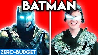 BATMAN VS. SUPERMAN WITH ZERO BUDGET! (Batman vs. Superman Fight MOVIE PARODY)
