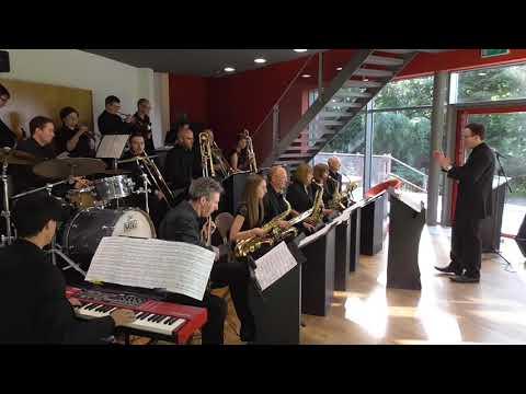 Edge Hill University Big Band - Showreel