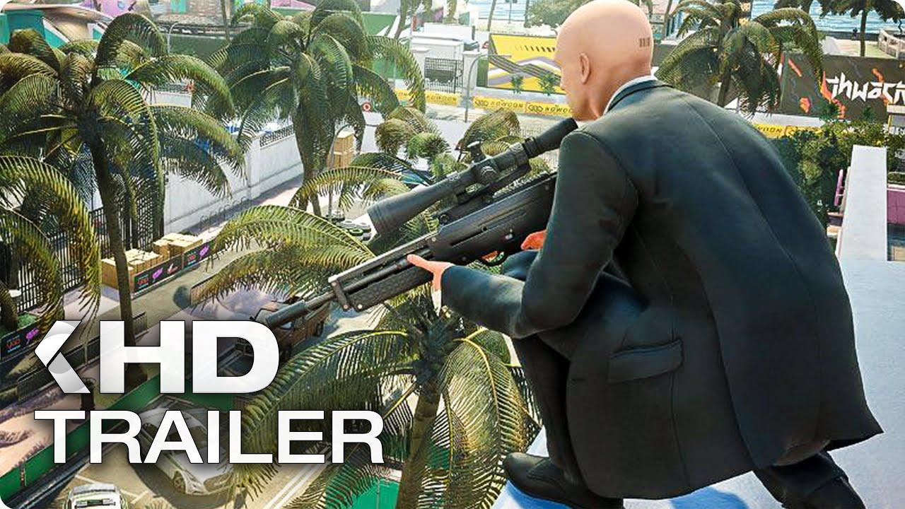 HITMAN 2 Gameplay Trailer German Deutsch (E3 2018)