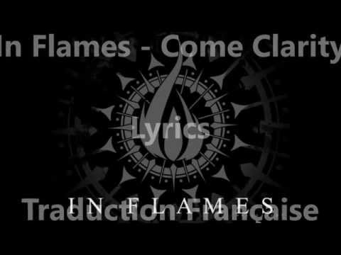 In Flames - Come Clarity [Lyrics + Traduction Française]