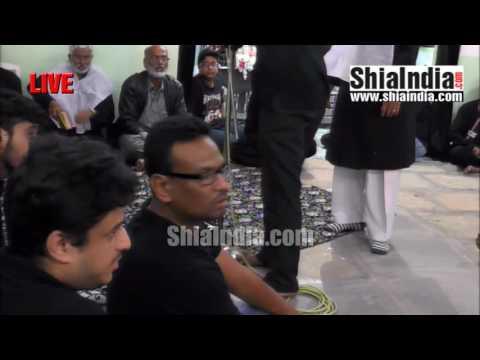 ShiaIndia.com Live Majlis Broadcast From Noorain