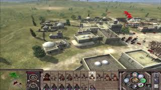 Zagrajmy w Third Age: Total War (Harad - Szturm na Siakan) part 13