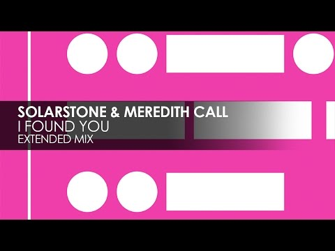 Solarstone & Meredith Call - I Found You