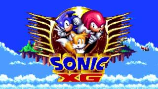 Sonic XG OST - Wing Fortress/Cutscene Theme (Extended)