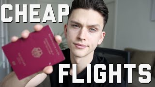 How to find insanely CHEAP FLIGHTS 2019