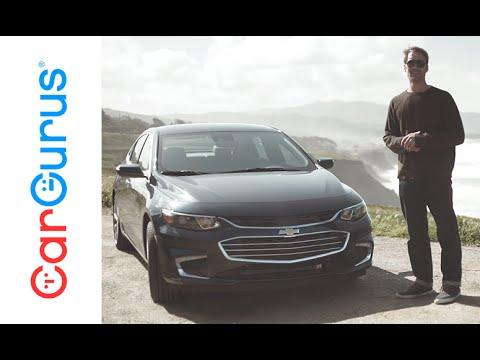 2016 Chevrolet Malibu | CarGurus Test Drive Review - YouTube