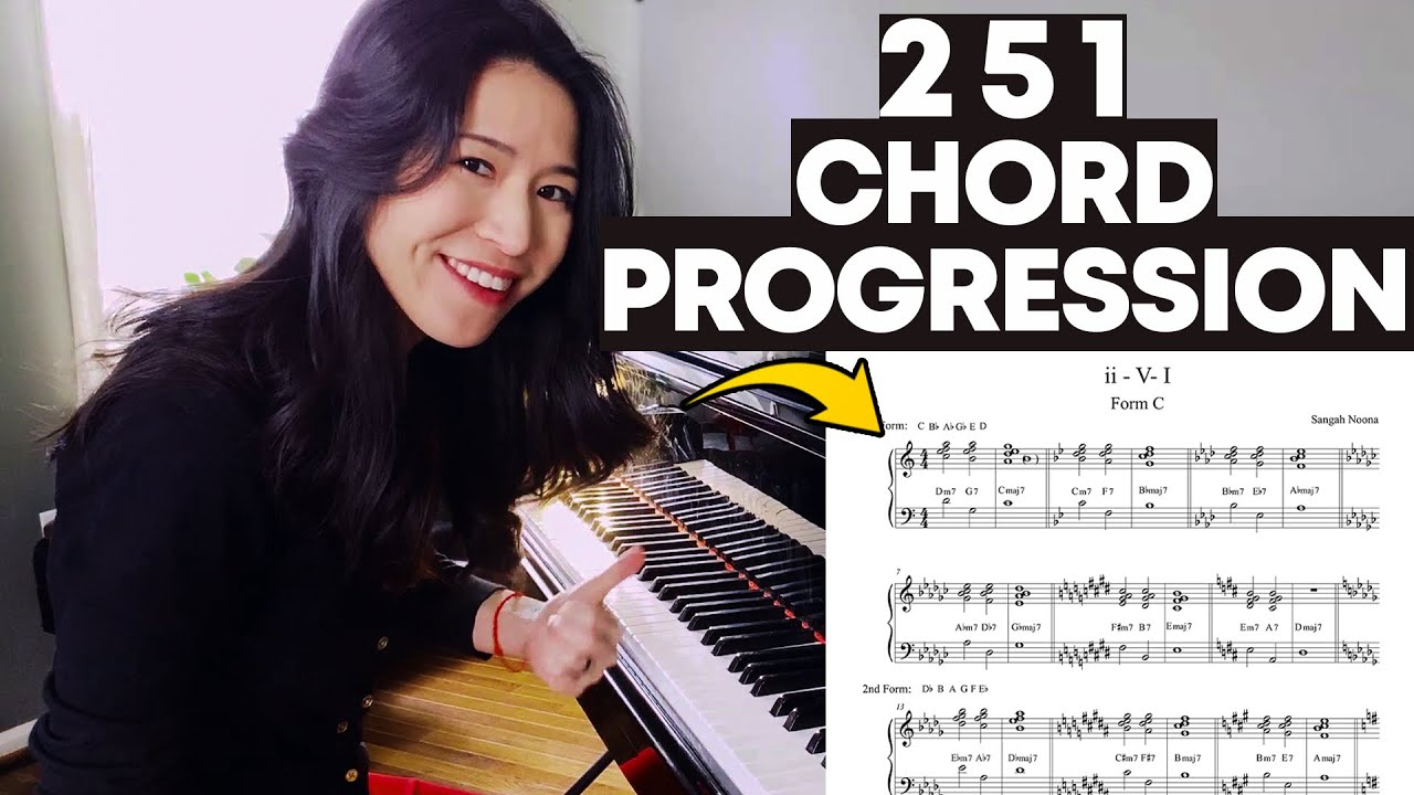 Download How to Practice 2-5-1 (251,ii-V-I) Chord Progression | NO BEGINNERS or PROS