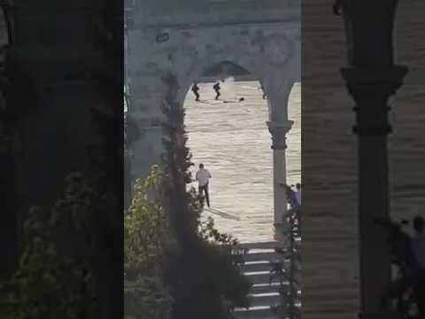 Terrorists killed on Temple Mount