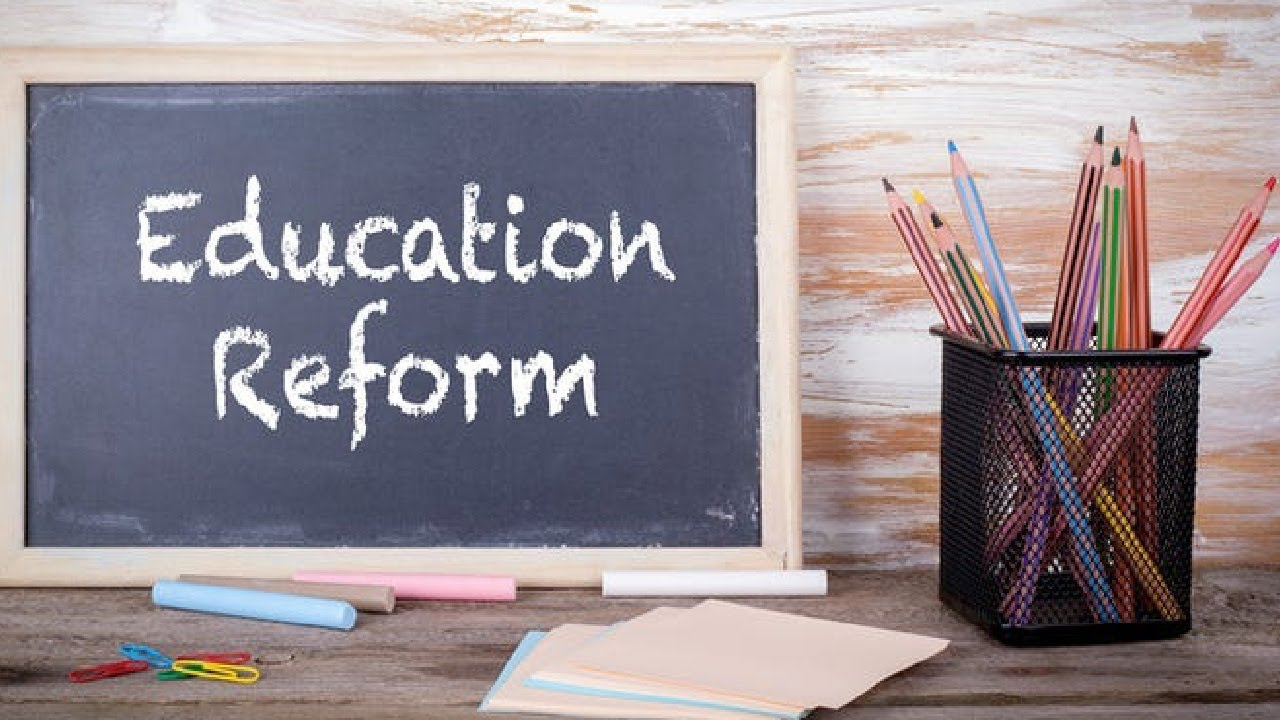 How to Save the World | Reforming Education Discussion