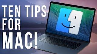 10 Mac Tricks You