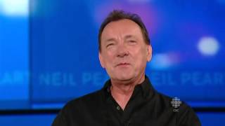 Neil Peart Full Interview On The Hour