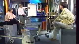 le Supersonique et la MHD avec Jean Pierre Petit