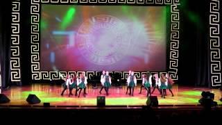 Ирландский танец. Ансамбль им.Локтева
