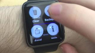 How to type text messages on Apple Watch