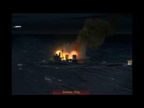 Atlantic Fleet - Night Combat