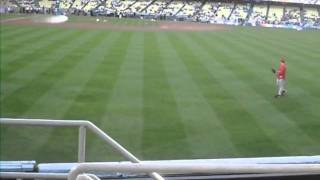 Cincinnati Reds vs Los Angeles Dodgers Pre Game part 9