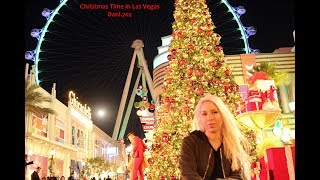 Christmas Time in Las Vegas