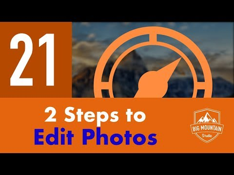 Edit Images with UIImagePickerController - Part 21 - Itinerary App (iOS, Xcode 10, Swift 4)