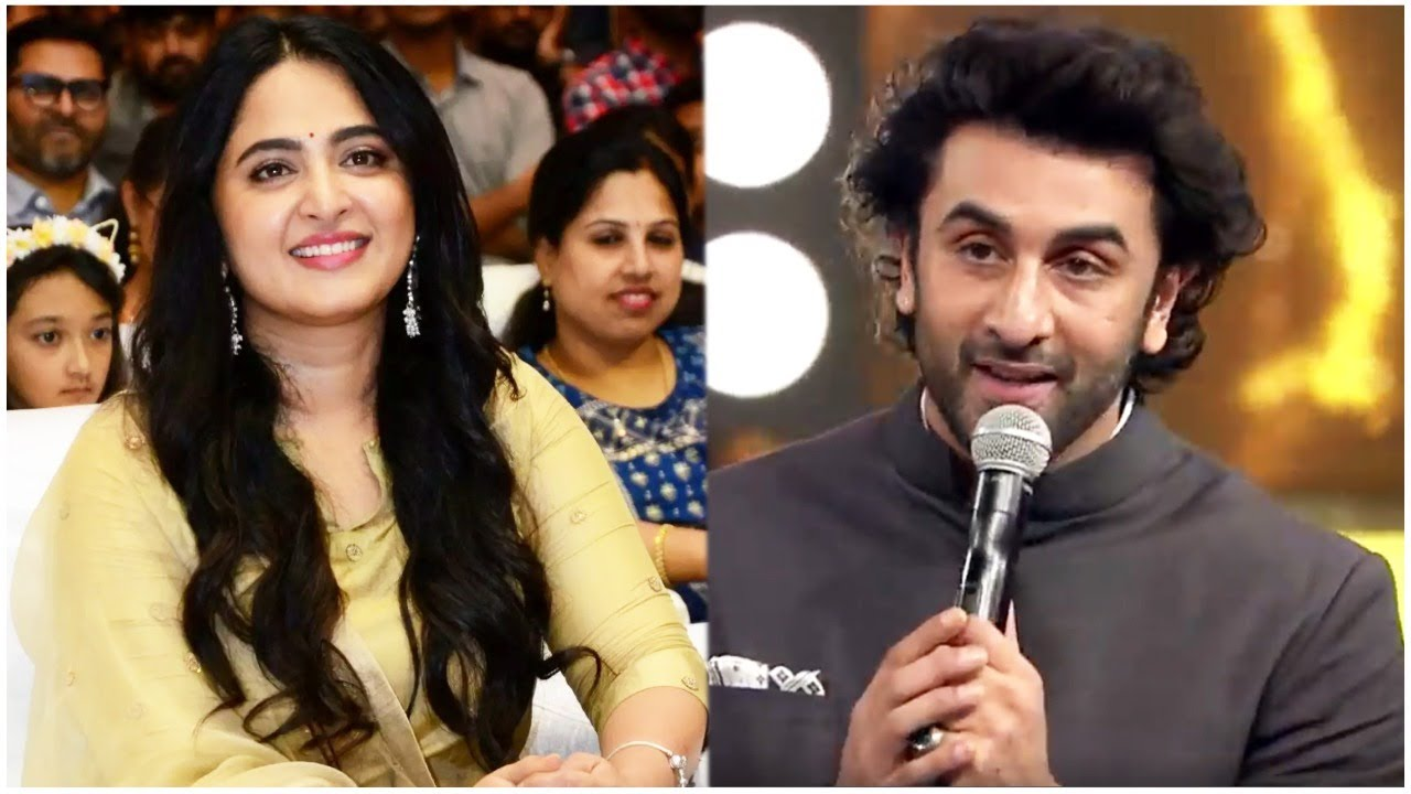 Download Ranbir Kapoor Reveals His Crush On Anushka Shetty