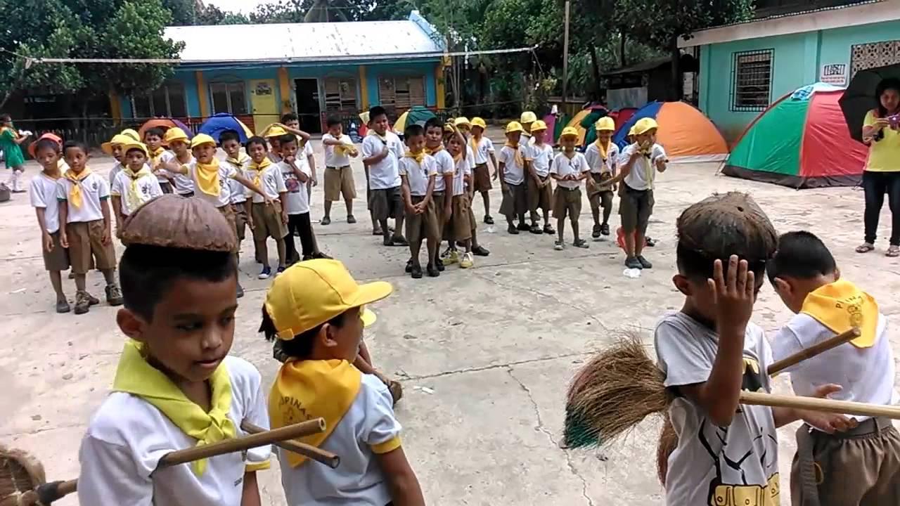 Estaca Elementary School Cub Scout Games Compostela cebu
