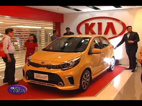 Kia Motors Philippines Launches The All New Picanto Industry News