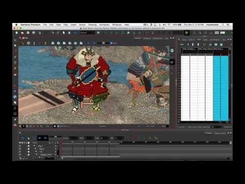 WEBINAR - Exploring Animation Techniques & 3D Integration in Harmony