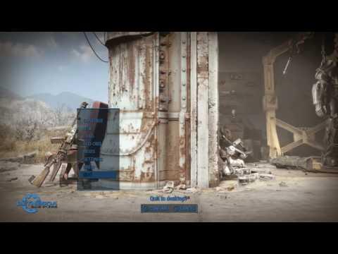 Fallout 4 - Vault 88 PC_MODs EPIC BUILD part 4 (Final Room Design/Decorating)