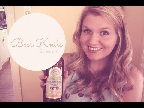[Beer Knits Podcast] Episode 11: Bradfield Brewery Farmers Belgian Blue