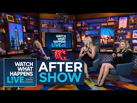 After : Has Chloë Grace Moretz Heard From Taylor Swift?  WWHL