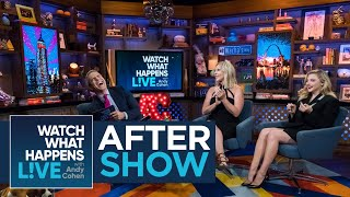 after show has chloë grace moretz heard from taylor swift? wwhl