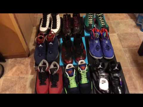 Air Jordan DB *Doernbecher* complete collection